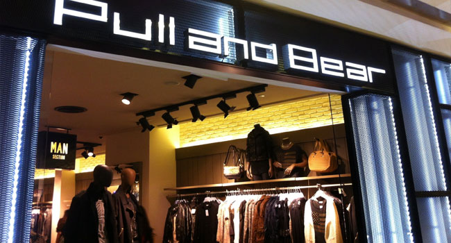 Pull and Bear Singapore