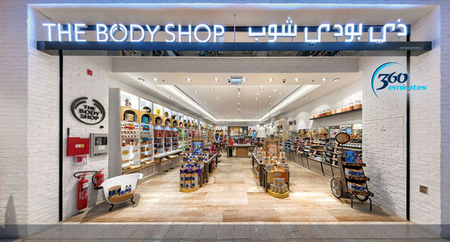 The Body Shop Dubai