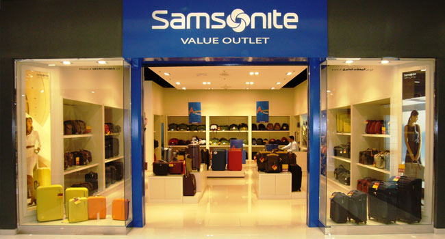 Samsonite Dubai